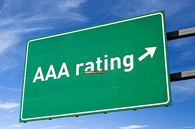 Come ottenere un rating di credito AAA per la tua azienda