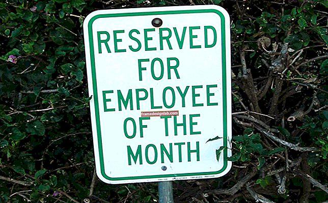 Suggerimenti per i dipendenti del mese