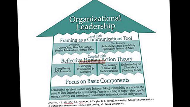 Informazioni sulla leadership organizzativa