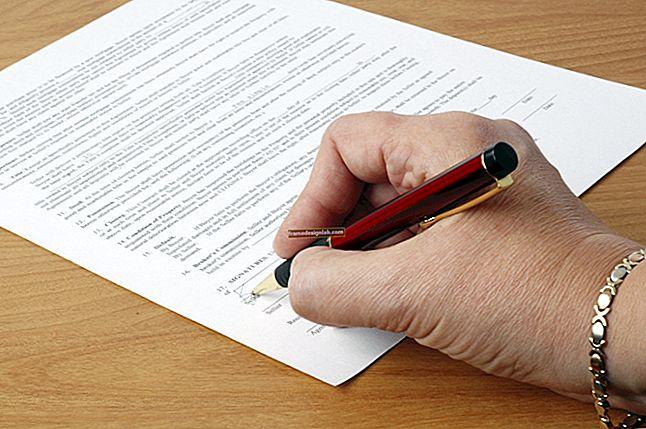 Come scrivere un contratto di acquisto e vendita