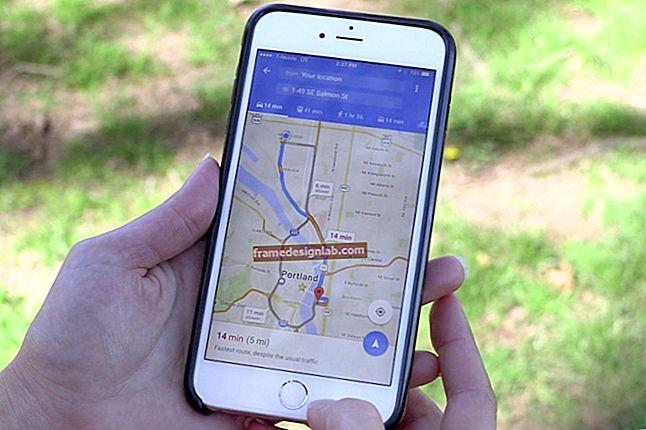 Differenza tra Google Maps e Latitude