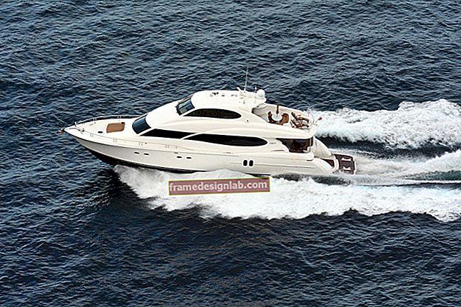 Come aprire un'attività di barche usate