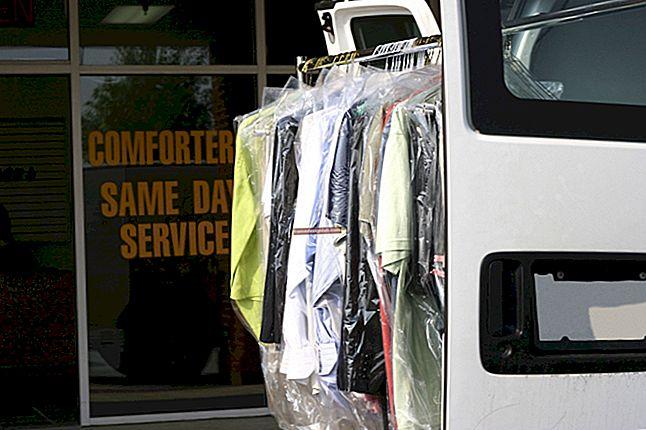 Come avviare un'attività di consegna di pulizie