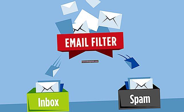 Come installare un filtro antispam in Webmail