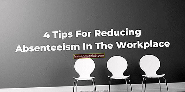 In che modo le risorse umane possono aiutare a ridurre l'assenteismo e l'attrito?
