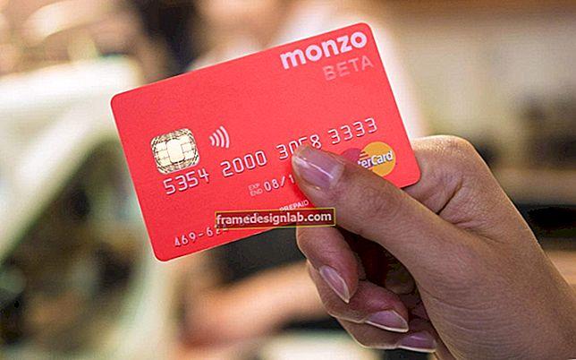 Come confrontare le carte di credito prepagate del Regno Unito