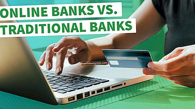 Banche online vs. Banca tradizionale