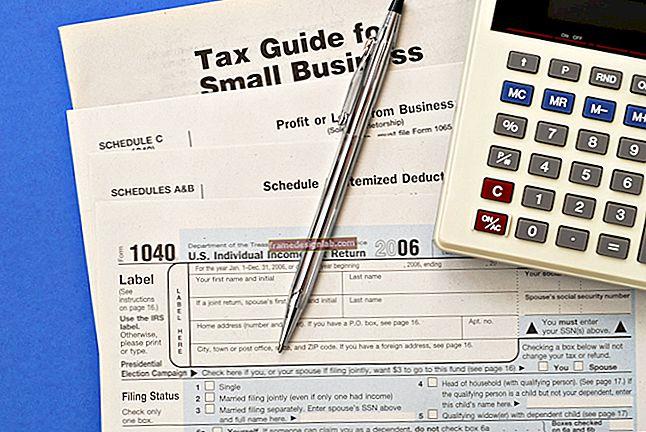 Programmi per calcolare le tasse stimate per le piccole imprese