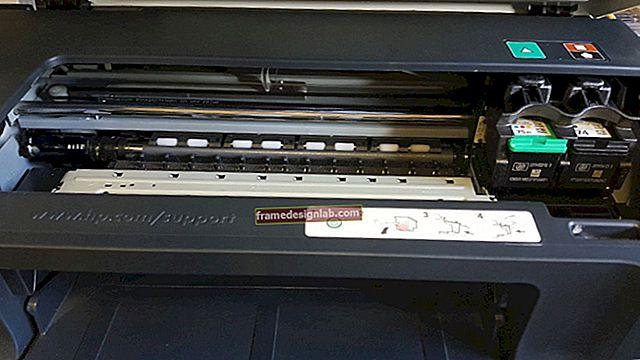 Come inviare fax con un Officejet J6480