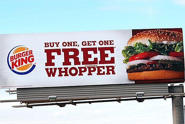 Come progettare un cartellone pubblicitario efficace